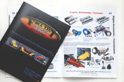 We do print media such as catalogs and brochures, too!