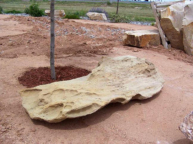 Boulders for Large landscape boulders